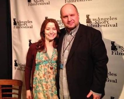 Mark Mos and Heidi Schooler