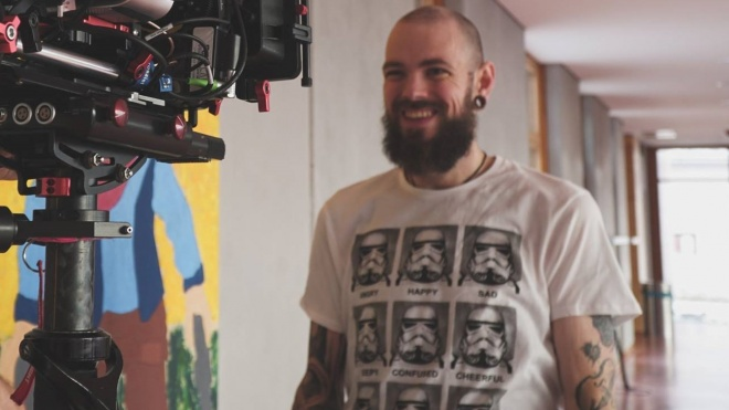 Interview with Filmmaker Daniel Alvarenga